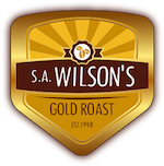 s.a.wilsons gold roast coffee -