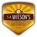 s.a.wilsons gold roast coffee -